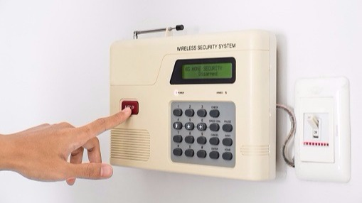why need to register their home security system