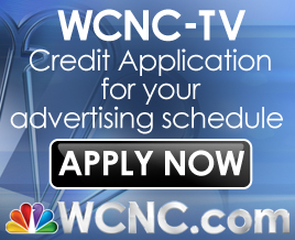 Apply for WCNC TV advertising credit
