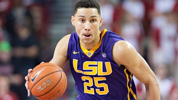 LSU says Ben Simmons ineligible for Wooden Award
