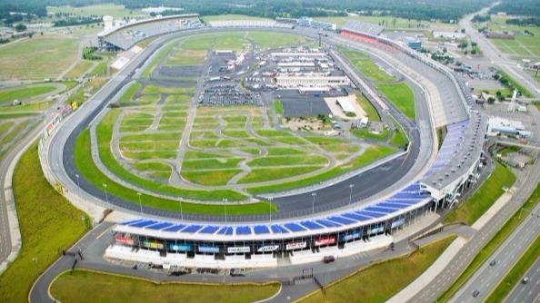 Autofair Returns To Charlotte Motor Speedway