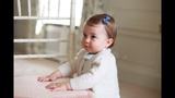 Adorable photos of Princess Charlotte released day before first birthday