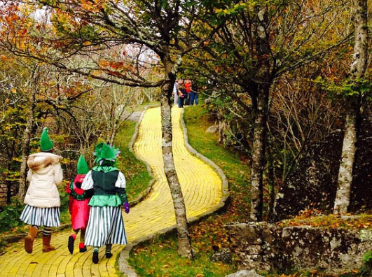 NC 'Land Of Oz' Theme Park Reopening For Tours In June