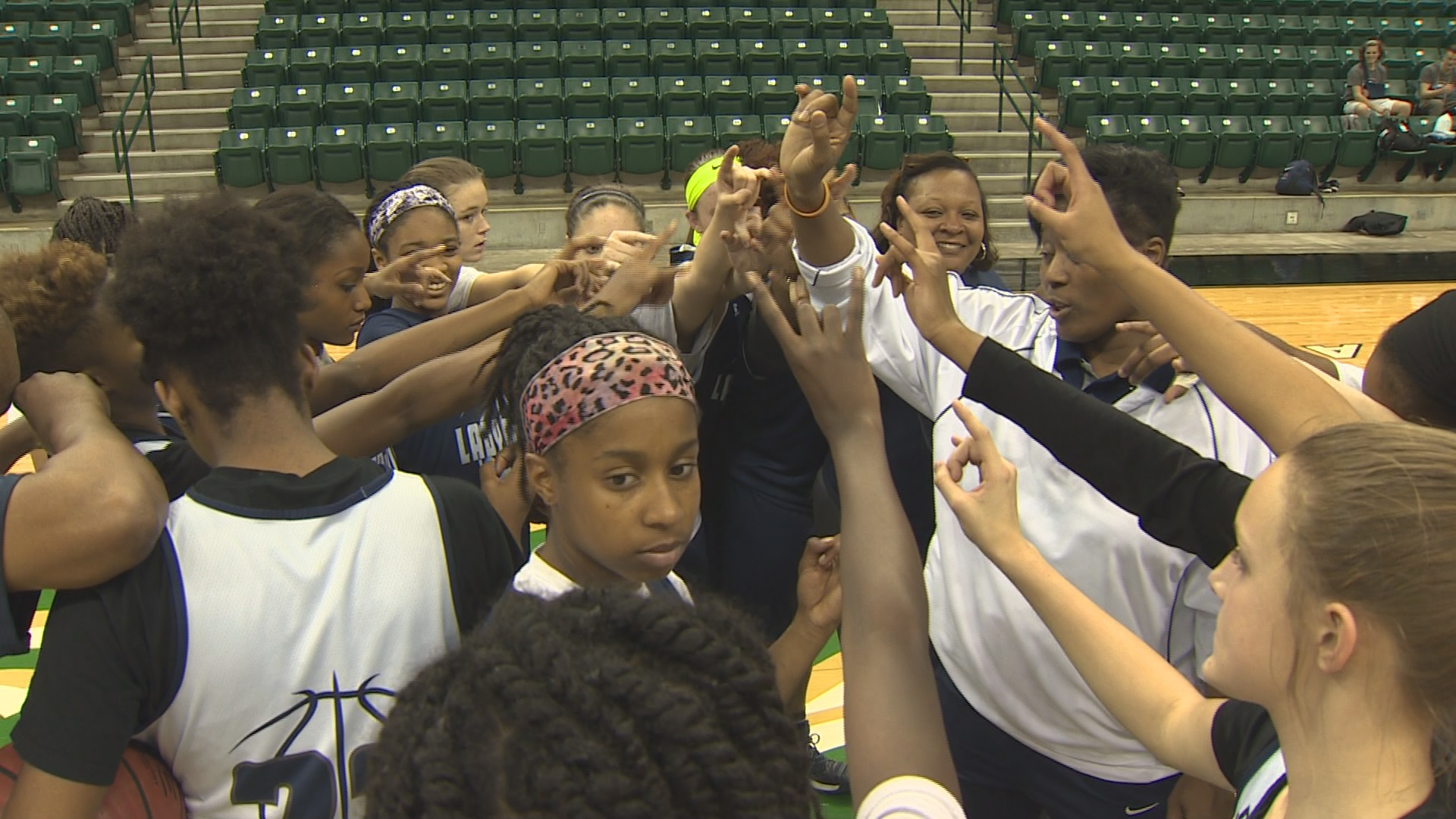 hickory ridge girls Coach tolonda simmons team was 24-5 last season and returns three starters.