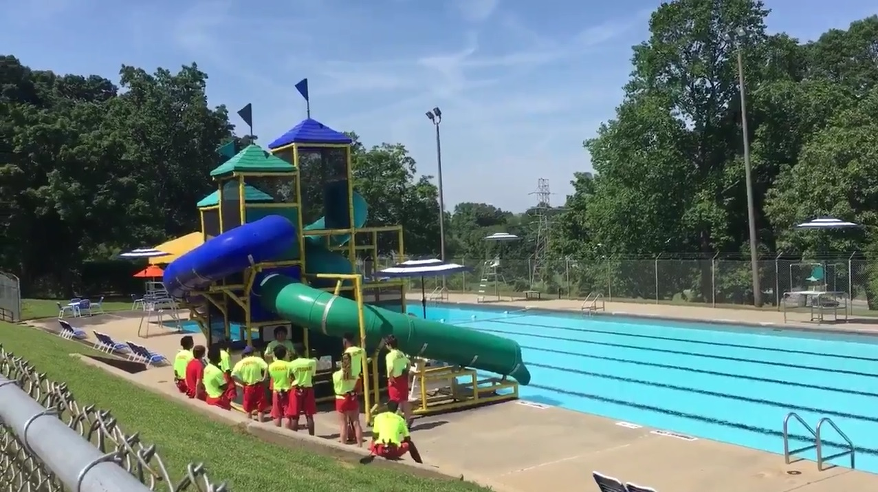 Outdoor pool spraygrounds to open for the public for Outdoor pools open