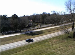 Billy Graham Parkway camera